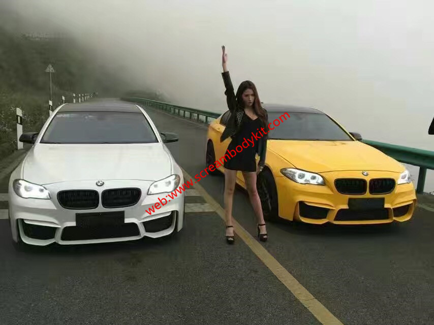 BMW 5 F10 F18 M5body kit