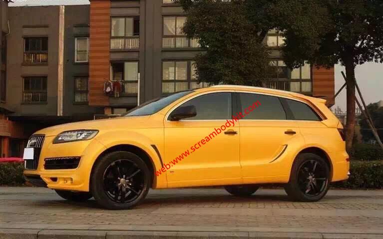 Audi Q7 body kit