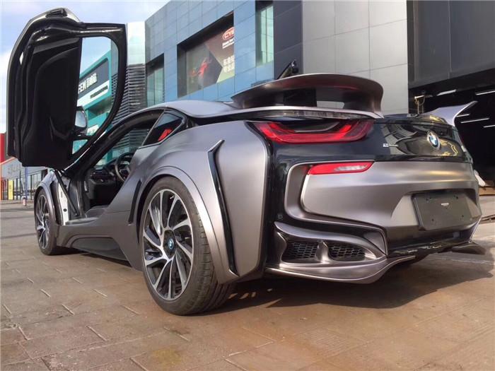 Audi I8 body kit front bumper fenders