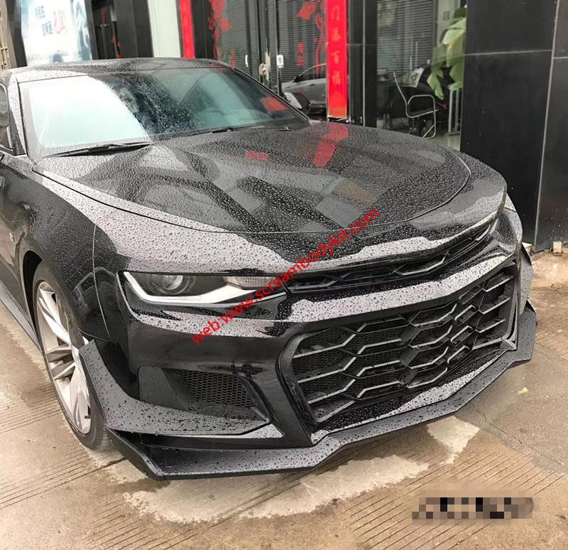 Chevrolet Camaro ZL1 front bumper (PP+ABS)