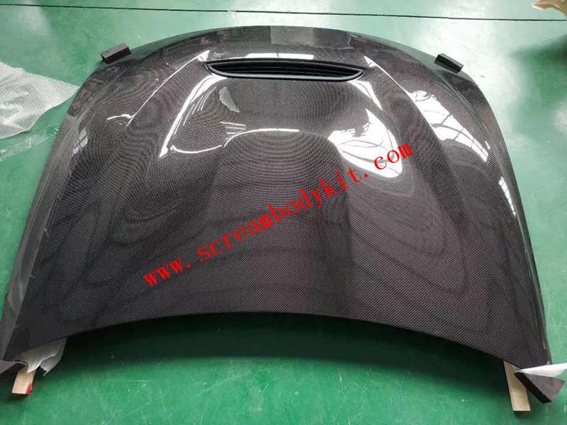 BMW M3 M4 F30F35 F32F33F36 M4 gts carbon fiber hood