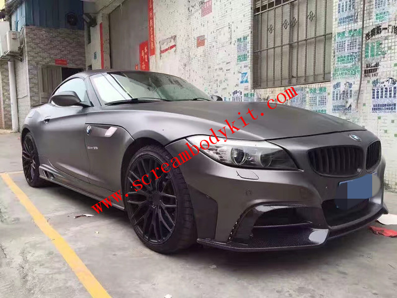 BMW Z4 ROWER body kit