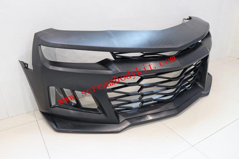Chevrolet Camaro ZL1 front bumper Frp or PP
