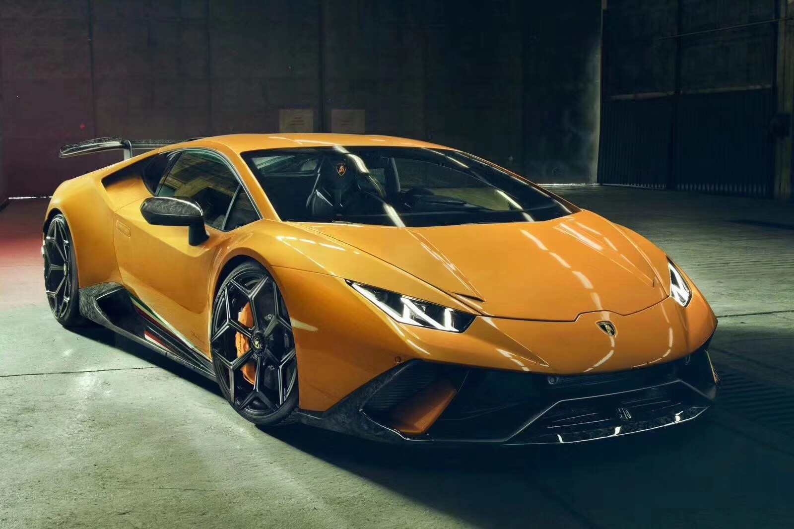 Lamborghini580/610 Lp640 performance body kit  front bumper rear bumper side skirts spoiler