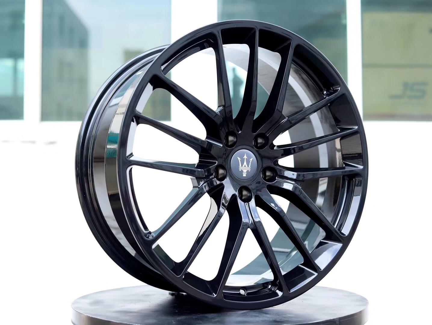 Maserati forge rims Ghibli/Quattroporte/Levante/GranTurismo