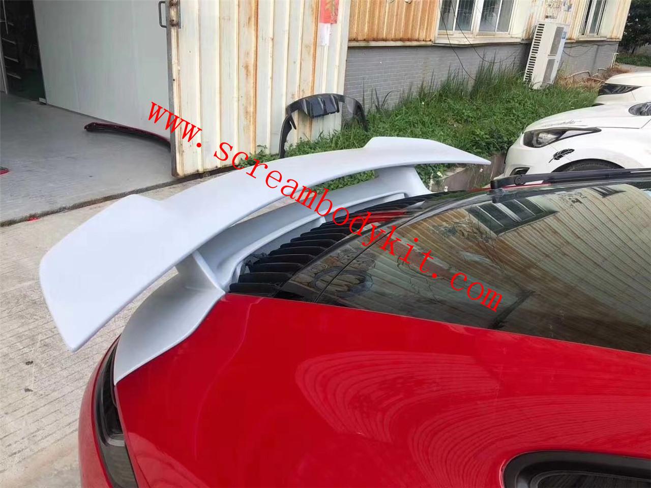 Porsche 911 992 carrear/carrear s spoiler(FRP or carbon fiber)