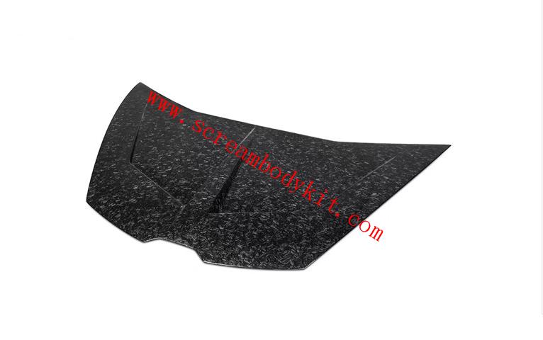 Lamborghini Huracan 610 580 1016 hood dry carbon fiber