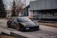 Ferrari F458 wide body kit