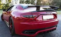 Maserati maserati granturismo GTS spoiler carbon fiber