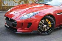 Jaguar f-type body kit front lip rear lip side skirts spoiler