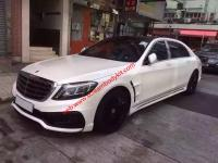 Benz S w221 w222 update Wald or S65 Wide body kit