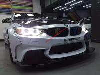 BMW 4 M4  update LB-Performance or m-tech m-performance  wide body kit
