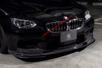 BMW M6 update 3D front lip or after lip or side skirts carbon fiber