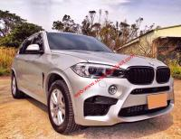 BMW X5 F15 update X5M wide body kit an front bumper after bumper side skirts