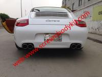 Porsche 911 991 997 Carrera exhaust