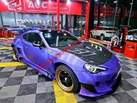 Toyota FT86 GT86 FRS SUBARU BRZ Wide body kit Rocket Bunny V3