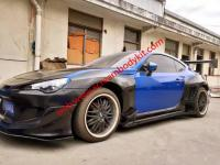 Toyota FT86 GT86 FRS SUBARU BRZ body kit front bumper after bumper side skirts fenders spoiler