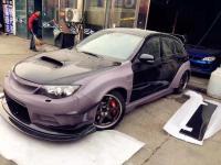 Subaru STI GVB IMPREZA update Varis VER.2 Wide body kit