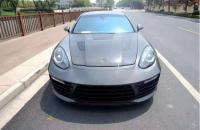 New porsche panamera update Topcar body kit front bumper after bumper hood wing