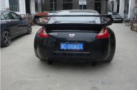 09-12 Nissan 370Z update Carbon Fiber Wing spoiler VS3