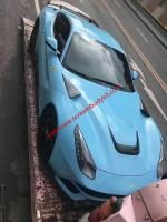 Ferrari F12 Update Novitec carbon fiber hood three