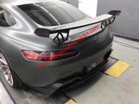 Mercedes-Benz AMG GT body kit Front lip after lip side skirts spoiler