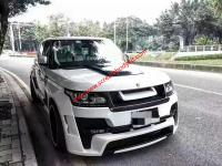 Landrover  update  wide body kit front bumper after bumper side skirts fenders