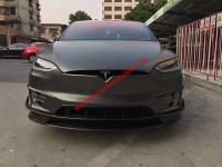 Tesla MODELS body kit front lip after lip side skirts