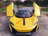 Mclaren MP4 12c update 675lt body kit front bumper after bumper side skirts