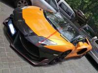 Aventador LP700 Update DMC body kit  or LP720 Wing