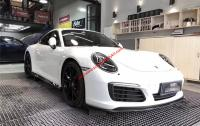 15-18 Porsche 911 991.2 Carrera body kit front lip rear lip side skirts spoiler