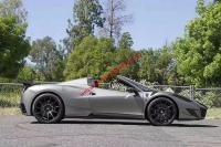 Ferrari 458 modify Mansory body kit front bumper after bumper fender hood