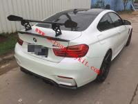 BMW M3 M4 spoiler and PSM rear diffuser