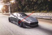 Maserati GranTurismo /GTS update LB performance wide body kit