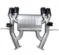 BMW M3 M4 update exhaust centre AND later or header stainless steel material