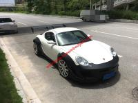 porsche 987 Cayman wide body kit front bumper after bumper side skirts fenders