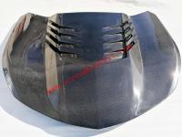 Camaro Transformers carbon fiber hood