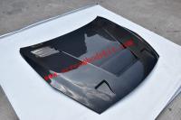 Nissan GTR update carbon fiber hood