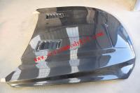 Mustang carbon fiber hood