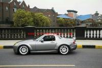 Mazda MX5 wide body kit wheels drow