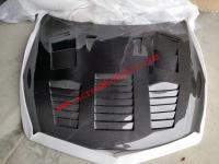 Nissan GTR carbon fiber hood
