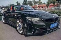 BMW Z4 E89 Update Rowen +Wheel eyebrow wide body kit front bumper after bumper side skirts