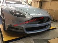 AstonMartin Vantage V8 update Mansory body kit front bumper after bumper side skirts