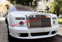 06-13 Rolls-Royce Phantom body kit front bumper after bumper side skirts