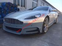 12-16 AstonMartin DB9 body kit front bumper after bumper side skirts