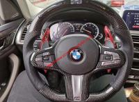 All model BMW carbon fiber steering wheels or LED