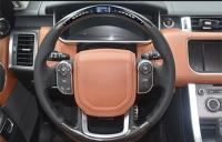 Landrover carbon fiber or LED steering wheel