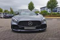 Mercedes-Benz AMG GT update PD front bumper rear after bumper side skirts spoiler