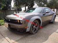 Challenger update wide body kit hood spoiler fenders
