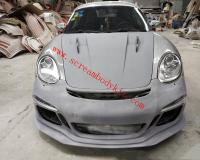 porsche 987.2 Cayman boxster update 991.1 GT3 body kit must update 911 lighting